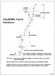 31. Calderer. PANY (sortida ANGLADA-CERDÀ)
