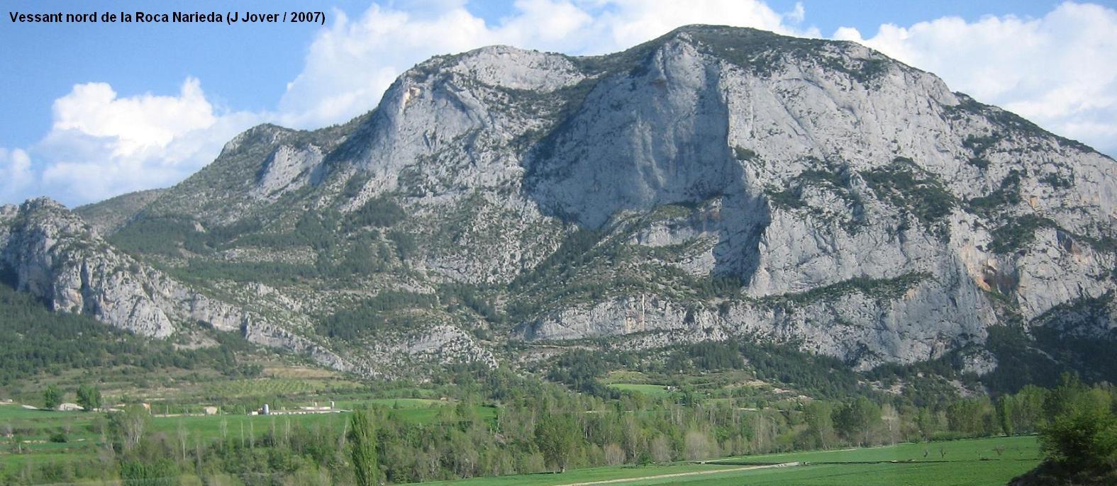 Tossal de baliny roca narieda via pacnopot xelo bam for Roca de guia