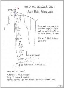 1126. dellui. TRES TRISTES TIGRES