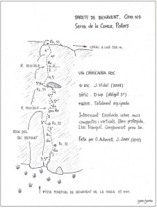 1131. serra de la conca. CHIRICAHUA