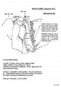 1135a. roca gris. esparraguera