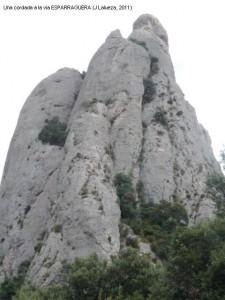 537. Roca Gris (J Lalueza, 2011)