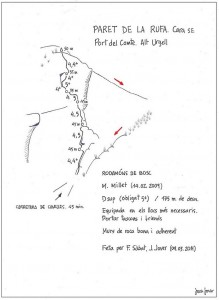 1141. paret de la rufa. RODAMONS DE BOSC