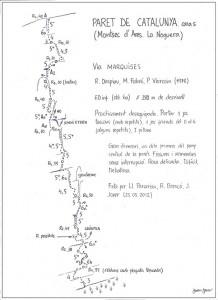 1149. paret de catalunya. MARQUISES