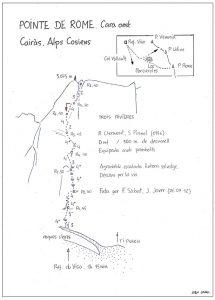 1155. pointe de rome. TROIS RIVIERES