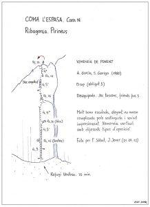 1158. Coma l'Espasa. XEMENEIA DE PONENT